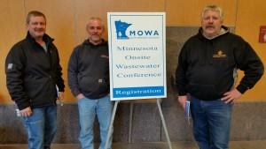 Glen, Larry & Terry  MOWA 2016